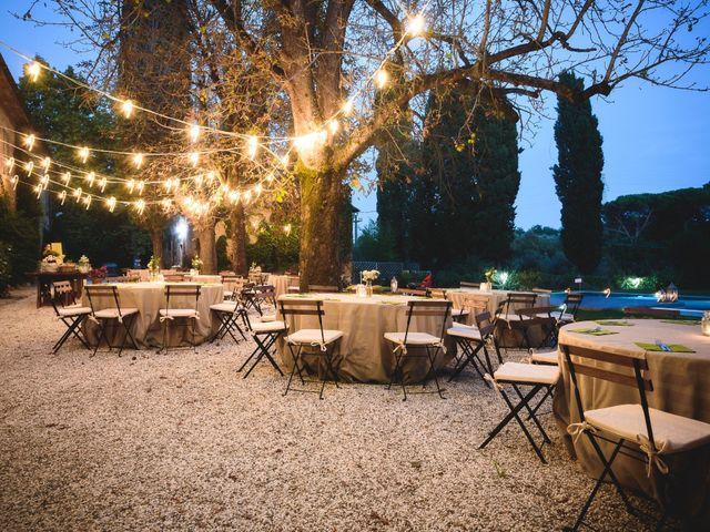 Il matrimonio di Federico e Giulia a Collesalvetti, Livorno 23