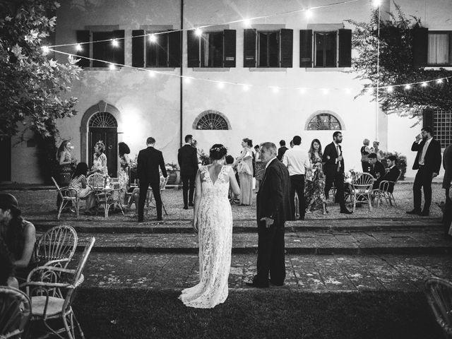 Il matrimonio di Federico e Giulia a Collesalvetti, Livorno 28