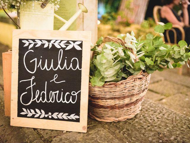 Il matrimonio di Federico e Giulia a Collesalvetti, Livorno 30