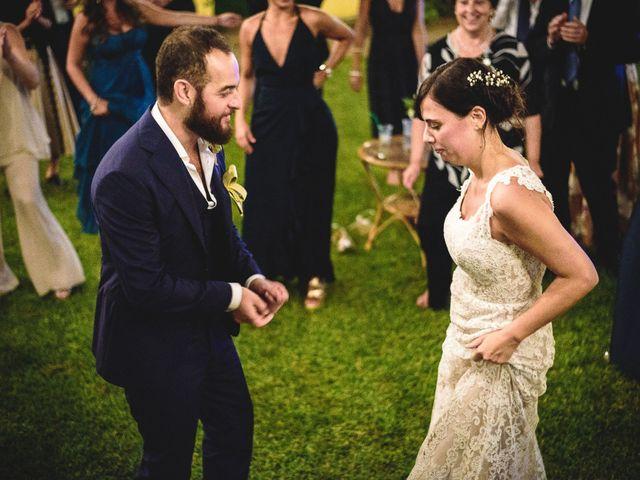 Il matrimonio di Federico e Giulia a Collesalvetti, Livorno 37