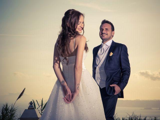 le nozze di Francesco e Daniela