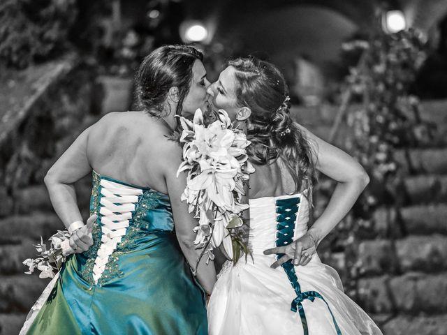 le nozze di Lucia e Valentina
