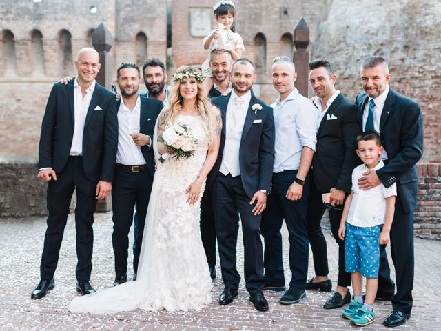 Il matrimonio di Antonello e Giorgia a Medicina, Bologna 43