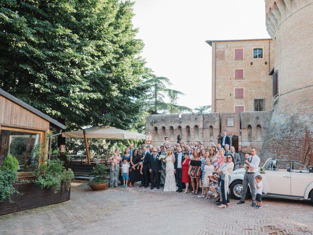 Il matrimonio di Antonello e Giorgia a Medicina, Bologna 45