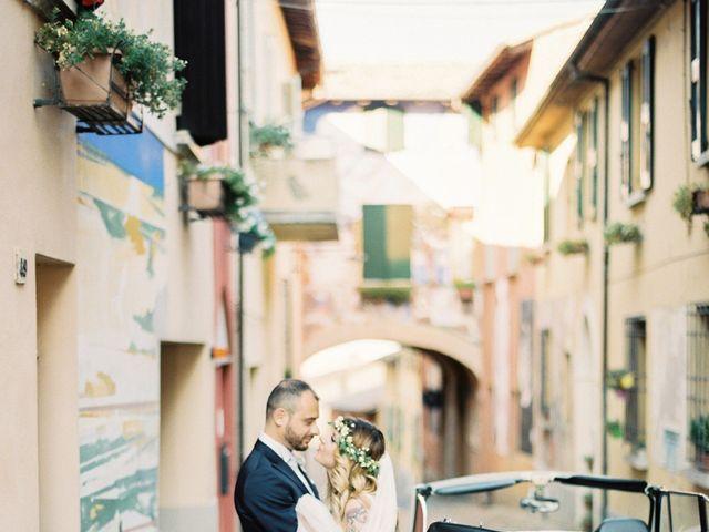 Il matrimonio di Antonello e Giorgia a Medicina, Bologna 55