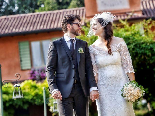 Il matrimonio di Pierluigi e Cecilia a Lonato del Garda, Brescia 52
