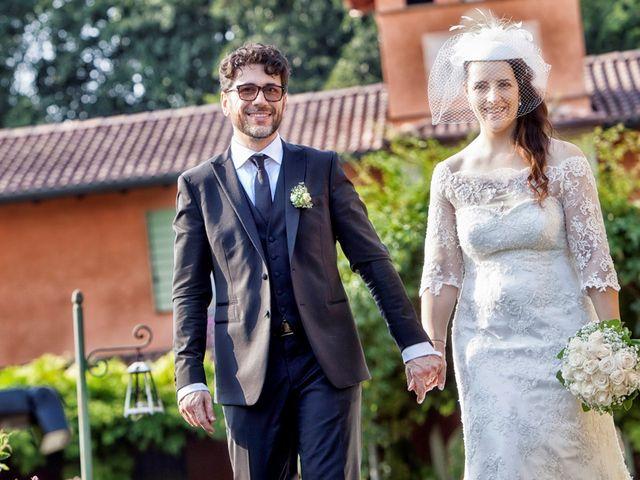 Il matrimonio di Pierluigi e Cecilia a Lonato del Garda, Brescia 53