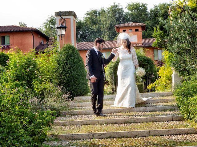 Il matrimonio di Pierluigi e Cecilia a Lonato del Garda, Brescia 54