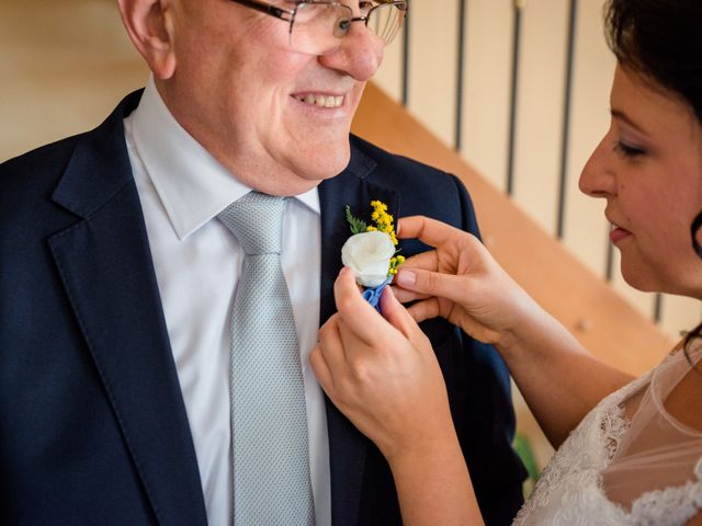 Il matrimonio di Christian e Francesca a Ferrara, Ferrara 28