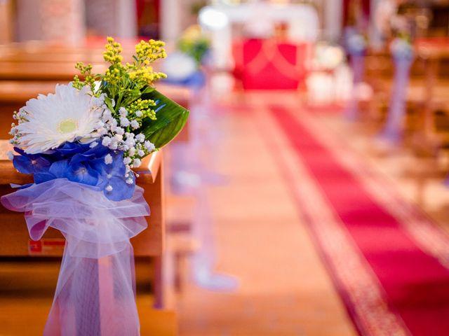 Il matrimonio di Christian e Francesca a Ferrara, Ferrara 33