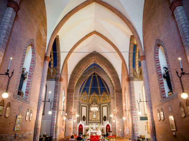 Il matrimonio di Christian e Francesca a Ferrara, Ferrara 36