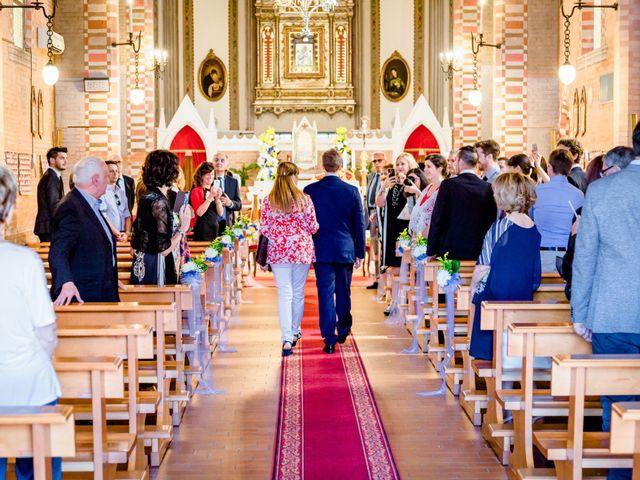 Il matrimonio di Christian e Francesca a Ferrara, Ferrara 37