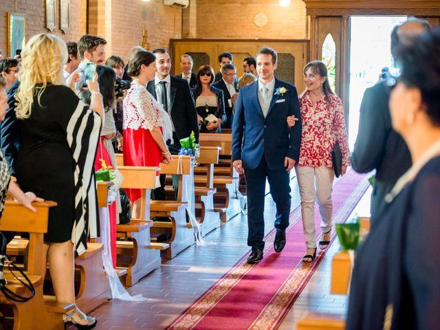Il matrimonio di Christian e Francesca a Ferrara, Ferrara 38