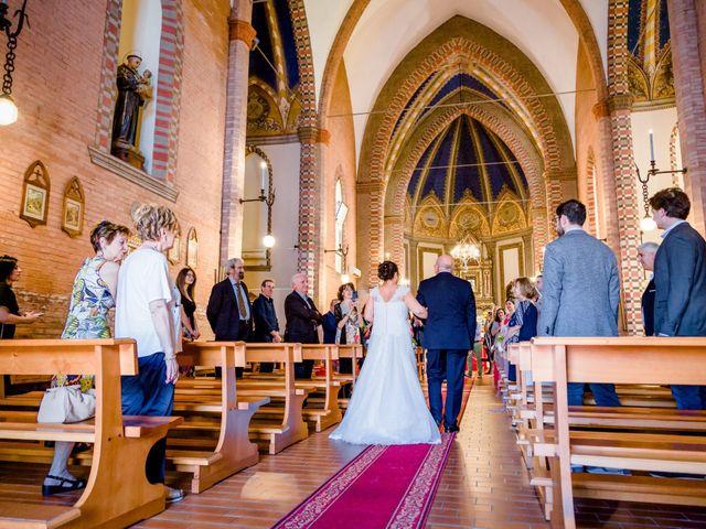 Il matrimonio di Christian e Francesca a Ferrara, Ferrara 41