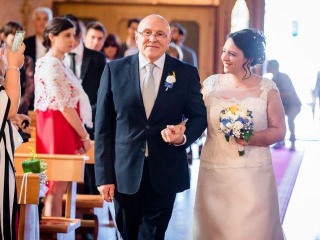 Il matrimonio di Christian e Francesca a Ferrara, Ferrara 42