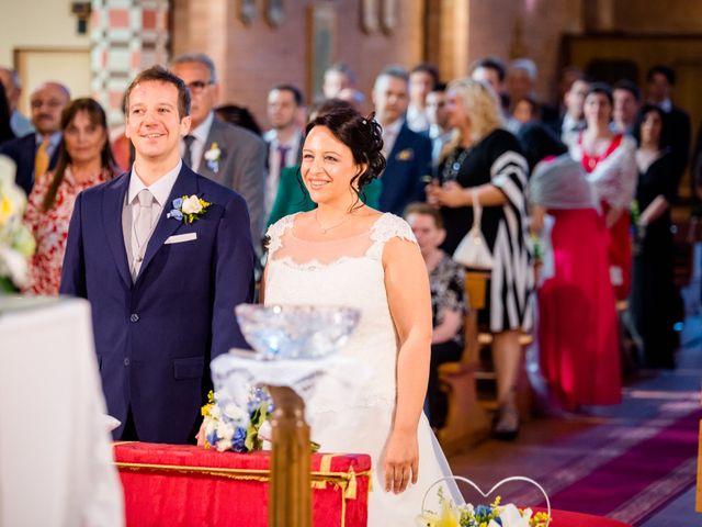 Il matrimonio di Christian e Francesca a Ferrara, Ferrara 45