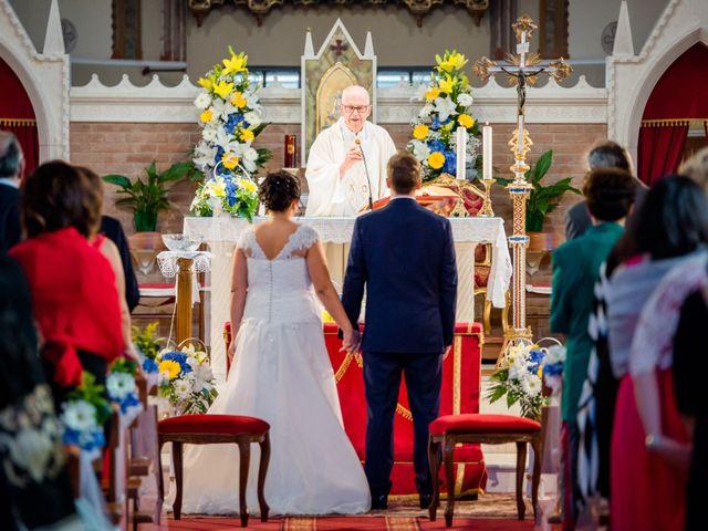 Il matrimonio di Christian e Francesca a Ferrara, Ferrara 48