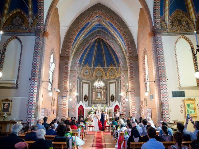 Il matrimonio di Christian e Francesca a Ferrara, Ferrara 50