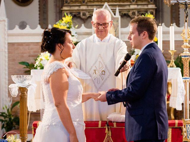 Il matrimonio di Christian e Francesca a Ferrara, Ferrara 51