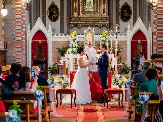 Il matrimonio di Christian e Francesca a Ferrara, Ferrara 53