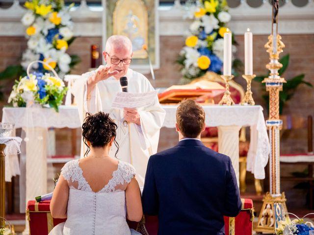 Il matrimonio di Christian e Francesca a Ferrara, Ferrara 54