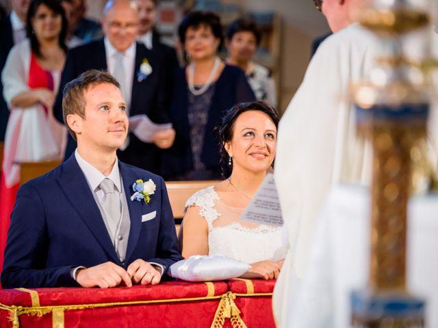 Il matrimonio di Christian e Francesca a Ferrara, Ferrara 57