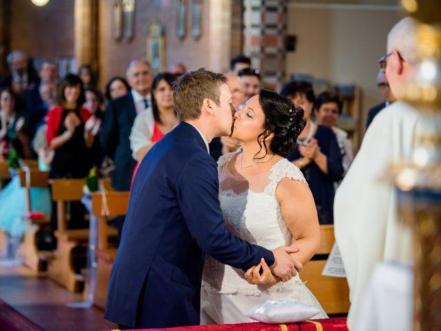 Il matrimonio di Christian e Francesca a Ferrara, Ferrara 58