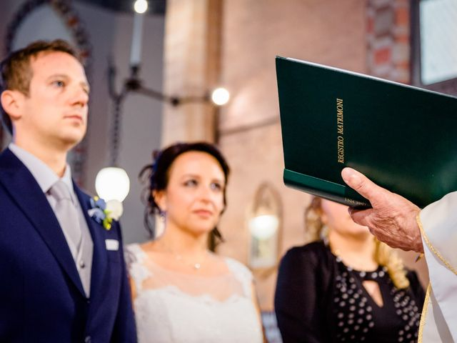 Il matrimonio di Christian e Francesca a Ferrara, Ferrara 66