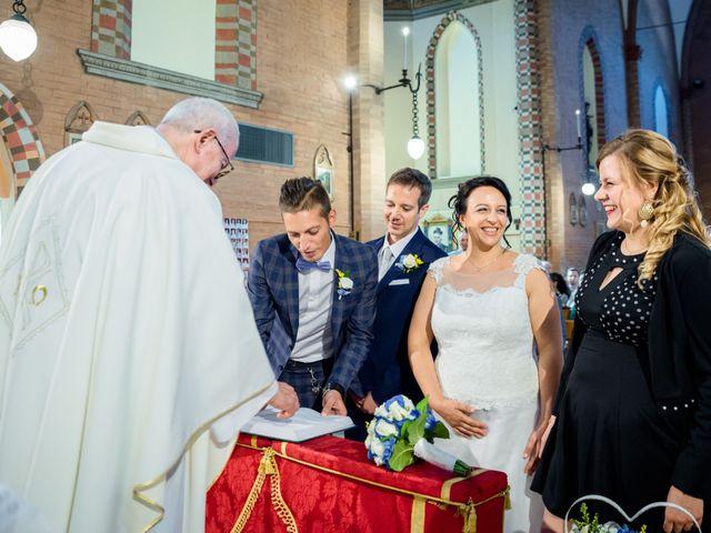 Il matrimonio di Christian e Francesca a Ferrara, Ferrara 67