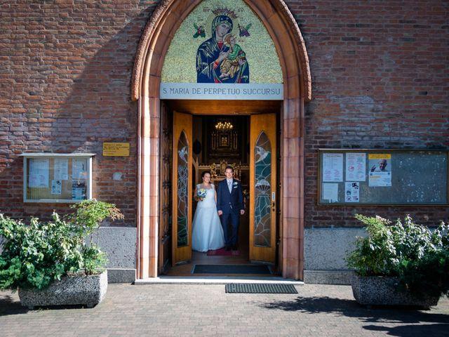 Il matrimonio di Christian e Francesca a Ferrara, Ferrara 69