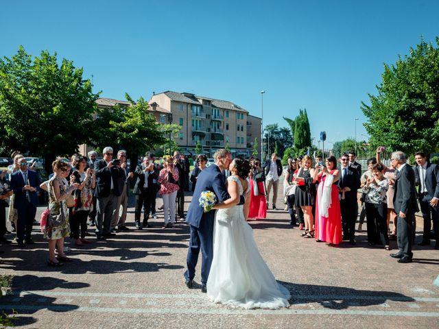 Il matrimonio di Christian e Francesca a Ferrara, Ferrara 70