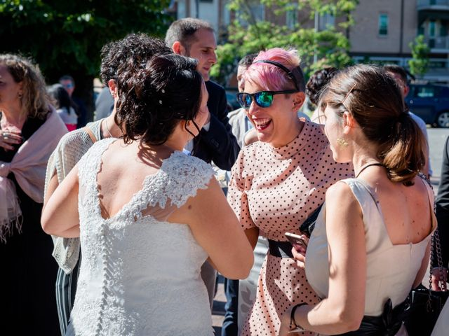 Il matrimonio di Christian e Francesca a Ferrara, Ferrara 71