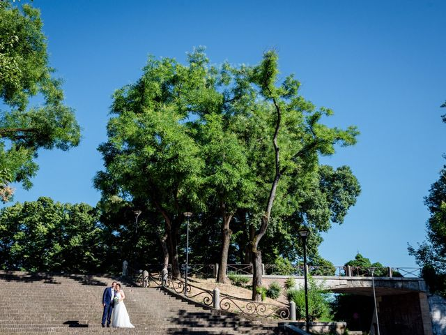 Il matrimonio di Christian e Francesca a Ferrara, Ferrara 73