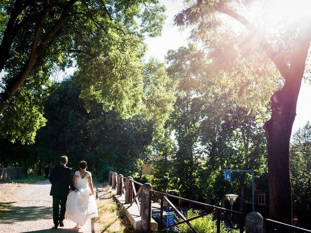 Il matrimonio di Christian e Francesca a Ferrara, Ferrara 74