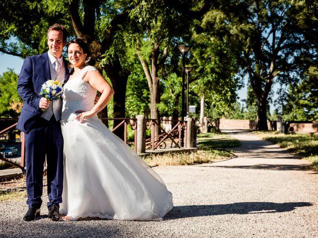 Il matrimonio di Christian e Francesca a Ferrara, Ferrara 77