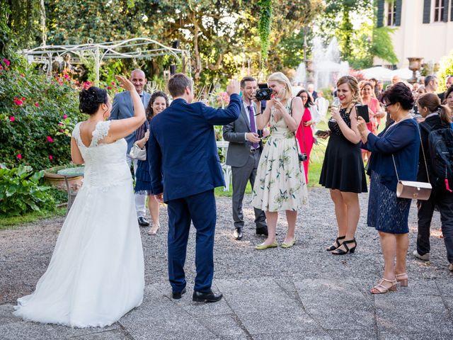 Il matrimonio di Christian e Francesca a Ferrara, Ferrara 81