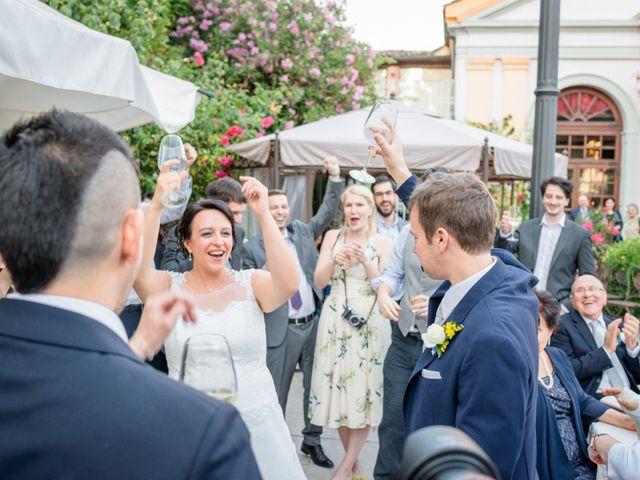 Il matrimonio di Christian e Francesca a Ferrara, Ferrara 87