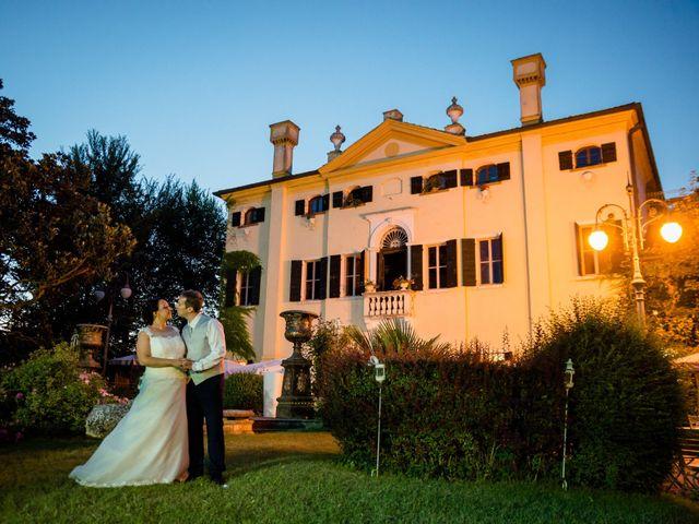 Il matrimonio di Christian e Francesca a Ferrara, Ferrara 105