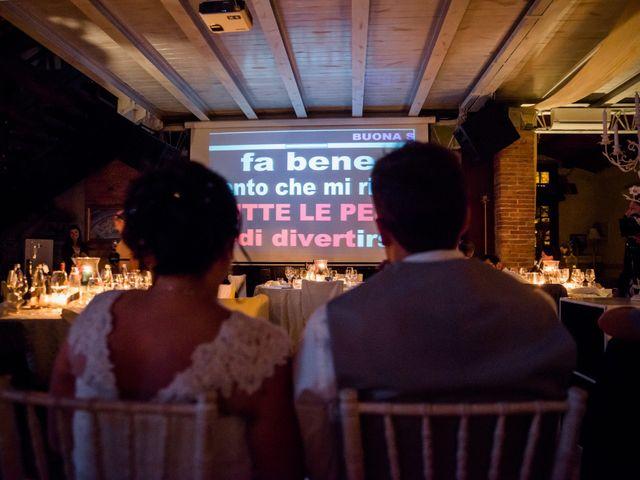 Il matrimonio di Christian e Francesca a Ferrara, Ferrara 109