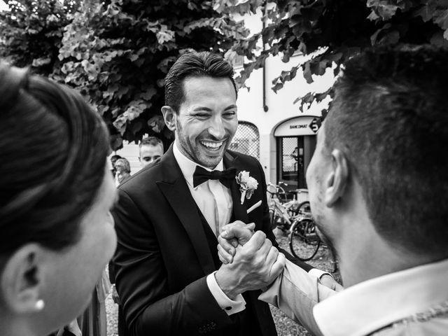 Il matrimonio di Matteo e Eleonora a Vignate, Milano 2
