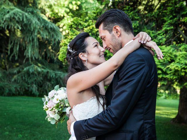 Il matrimonio di Matteo e Eleonora a Vignate, Milano 3