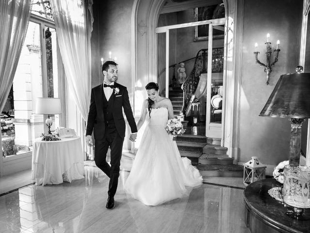 Il matrimonio di Matteo e Eleonora a Vignate, Milano 4