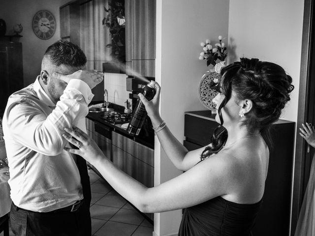 Il matrimonio di Matteo e Eleonora a Vignate, Milano 23