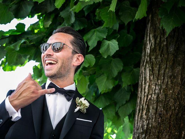 Il matrimonio di Matteo e Eleonora a Vignate, Milano 36