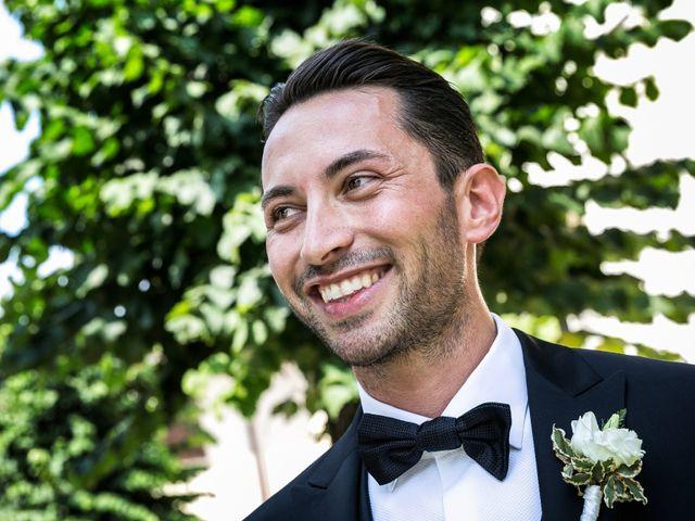 Il matrimonio di Matteo e Eleonora a Vignate, Milano 40