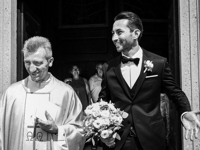 Il matrimonio di Matteo e Eleonora a Vignate, Milano 44