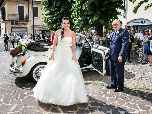 Il matrimonio di Matteo e Eleonora a Vignate, Milano 45