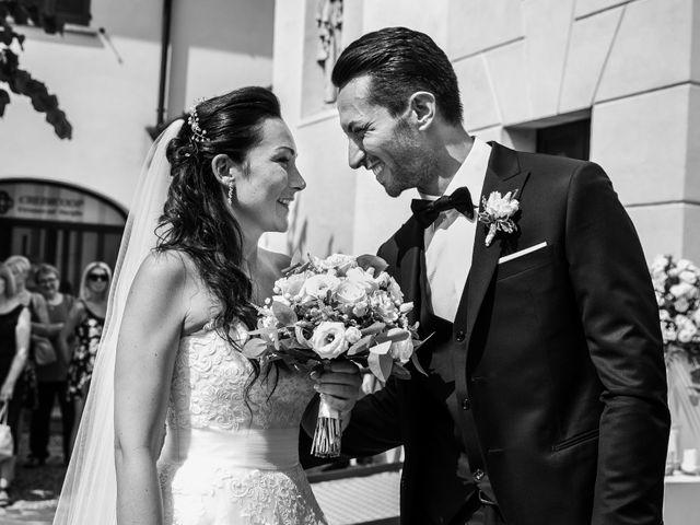 Il matrimonio di Matteo e Eleonora a Vignate, Milano 46