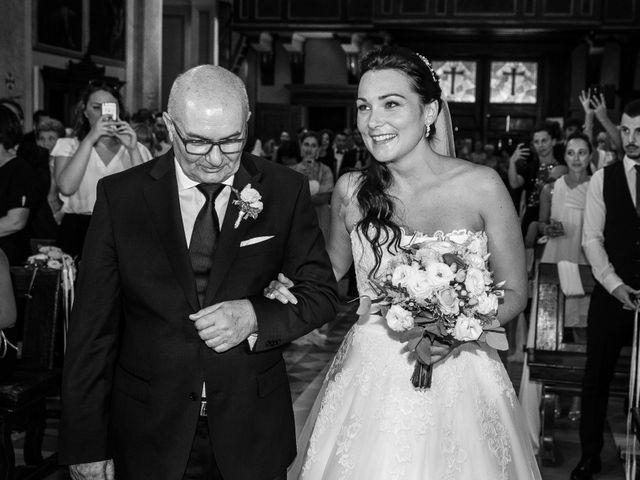 Il matrimonio di Matteo e Eleonora a Vignate, Milano 48