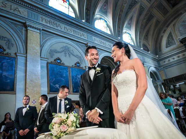 Il matrimonio di Matteo e Eleonora a Vignate, Milano 49